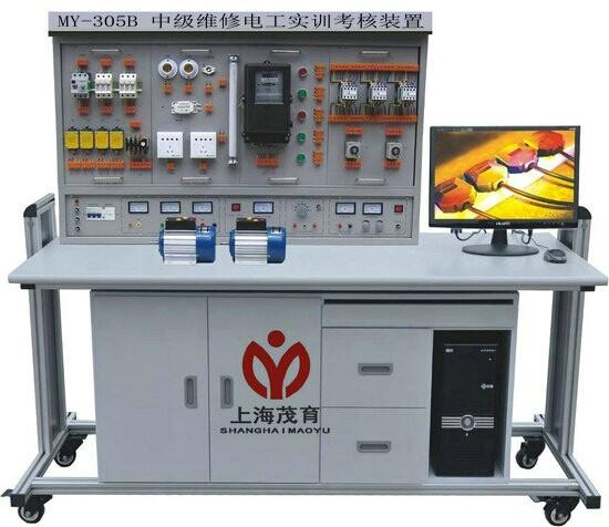 易于扩展升级,实训内容涵盖电工仪表,电工接线工艺,电子电路,电工照明